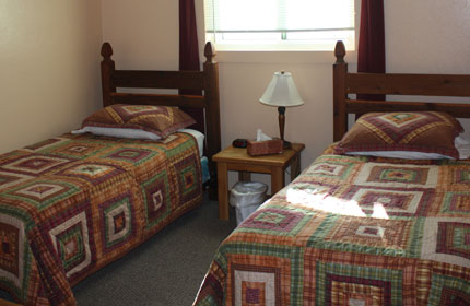 Rainbow Lodge Bedrooms